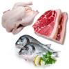 Обладнання для переробки риби, м'яса та птиці