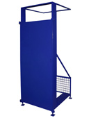 Каркас холодильника антивандальный SFAV-1D