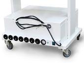 Стойка медицинская для оборудования - блок розеток