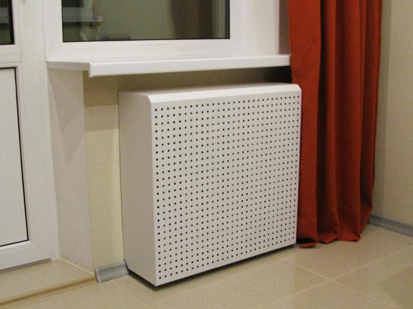 декоративные металлический радиаторные решетки купить