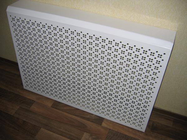 фото решетка радиатора