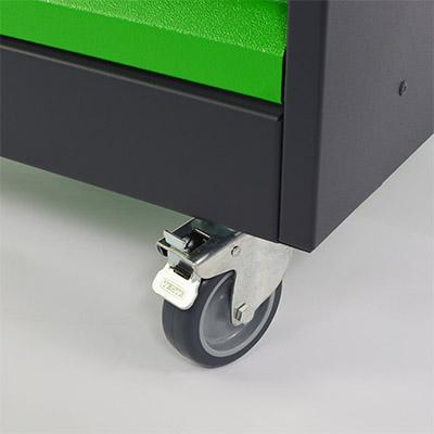 Тумба TCR - колесо с тормозом
